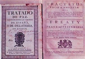 El siglo XVIII: Los primeros Borbones. La guerra de Sucesión y el sistema de Utrecht