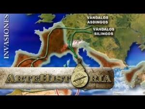 Las invasiones bárbaras (Artehistoria)