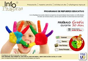 infopitagoras.com: refuerzo educativo para profesores y alumnos de Primaria