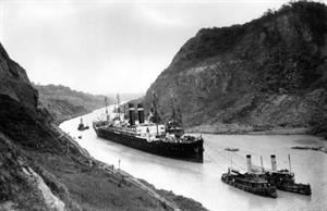 Cien años del canal de Panamá