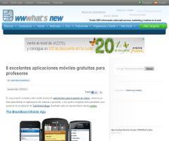 6 aplicaciones móviles gratuitas para profesores