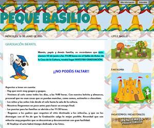 Pequebasilio (Blog Educativo de Educación Infantil)