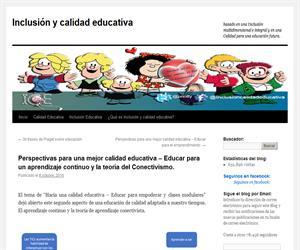 Perspectivas para una mejor calidad educativa – Educar para un aprendizaje continuo y la teoría del Conectivismo.