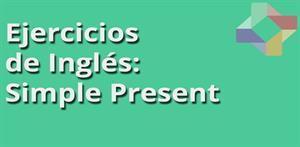 Ejercicios de inglés: simple present (PerúEduca)