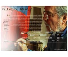 Obras del pintor hiperrealista chileno Claudio Bravo
