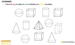 Geometría. Las figuras geométricas (Con Mis Hijos)