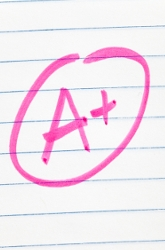 Homework and grades