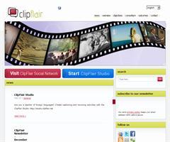 ClipFlair: doblaje y subtítulos para fomentar el trabajo productivo con vídeos