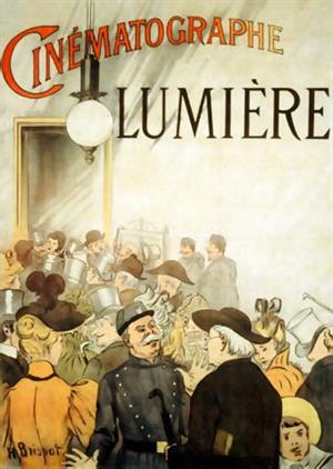 Los hermanos Lumière y el cinematógrafo