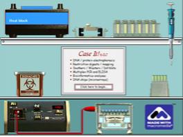 Case It, free molecular biology computer simulations