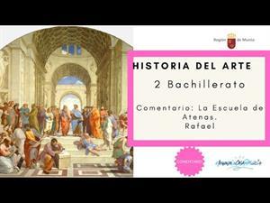 Escuela de Atenas de Rafael Sanzio (comentario)