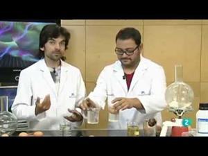 Experimentos: Ciencia y huevos