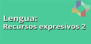 Recursos expresivos II (PerúEduca)