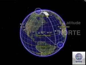 Coordenadas Geográficas, un vídeo de youtube