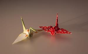Origami con la tabla periódica