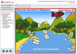 Cociente de polinomios. Matemáticas 4º Secundaria