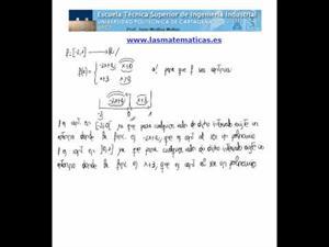 Continuidad (parámetros)