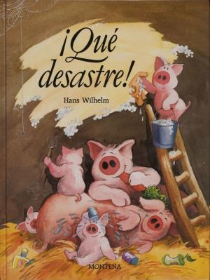 Oh, what a mess (International Children's Digital Library)