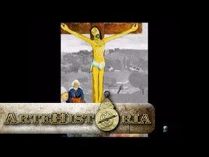 El Cristo amarillo (Artehistoria)