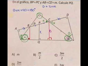 Geometría. Cuadriláteros nivel 3
