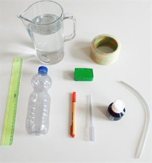 Medir la presión atmosférica. Experimento de Medio ambiente para niños de 8 a 12 años