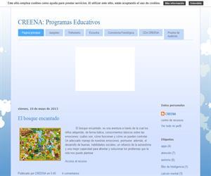 Programas Educativos para Educación Especial (Creena)
