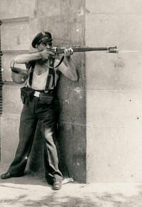 Comentarios de las imágenes de la Guerra Civil española de Agustí Centelles