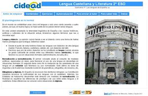 Las lenguas de España (cidead)
