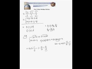 Problema sobre la posición relativa de dos rectas