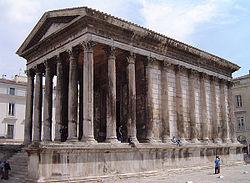 Reconstrucción de un templo romano en 3D (muyinteresante.es)