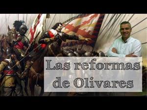 Los validos y las reformas del conde-duque de Olivares