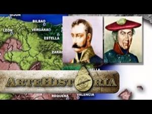 La primera guerra carlista (Artehistoria)