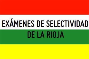 Exámenes de selectividad de La Rioja