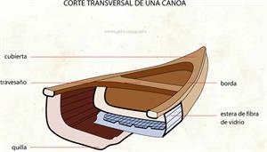 Canoa (Diccionario visual)