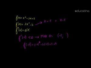 Análisis de una función polinómica I