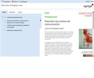 Todo sobre el lenguaje visual (Proyecto Agrega)