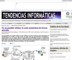 Fortunata: herramienta semántica desarrollada por la UPM y la UAM