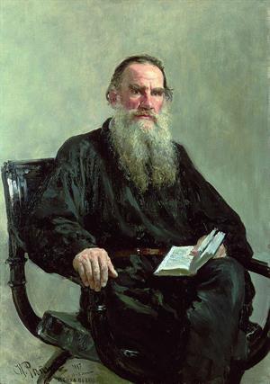Biografía del escritor León Tolstói