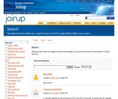 Buscador de ontologías: European Commission