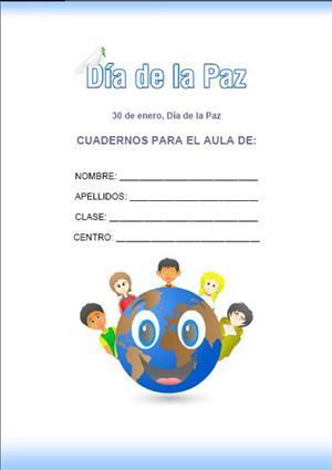 Cuaderno para el día de la Paz (Junta de Castilla y León)