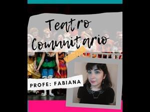 TEATRO COMUNITARIO ORIGEN Y CARACTERISTICAS