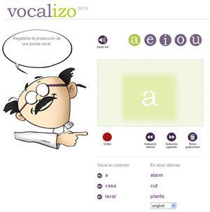 Vocalizo ¿Vocalizas?, aprende a pronunciar en español