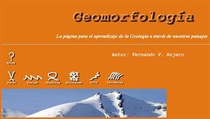 Imágenes de geomorfología
