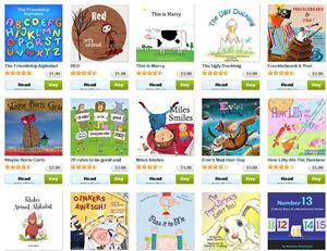 Utales.com, para leer y crear libros infantiles ilustrados