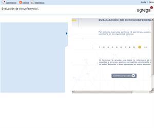 Evaluación de circunferencia I.