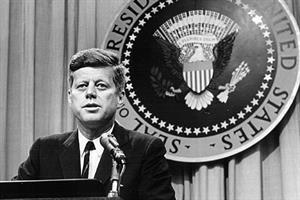 El asesinato de John F. Kennedy en tiempo real (cbsnews.com)