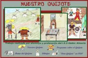El Quijote: versión particular del alumnado del IES Gádor