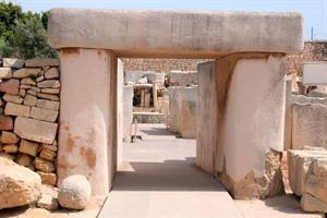 Tarxien, la prehistoria en Malta