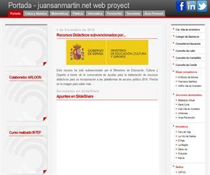 Web de ciencias y mates de E.S.O.