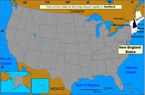 U.S.A Capitals